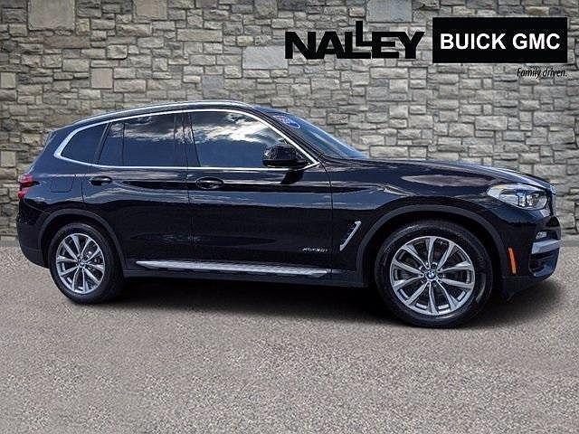 2018 BMW X3 xDrive30i for sale in Brunswick, GA