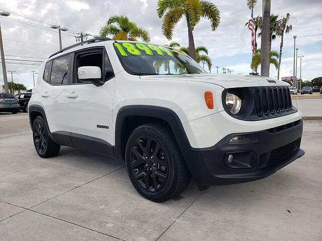 2017 Jeep Renegade Altitude for sale in Fort Pierce, FL