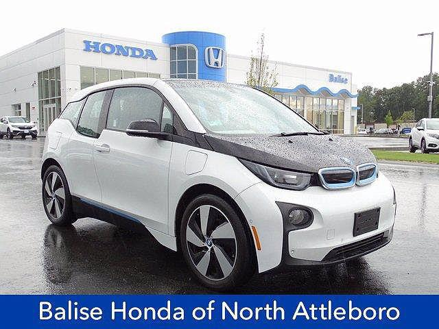 2017 BMW i3 94 Ah w/Range Extender for sale in North Attleboro, MA