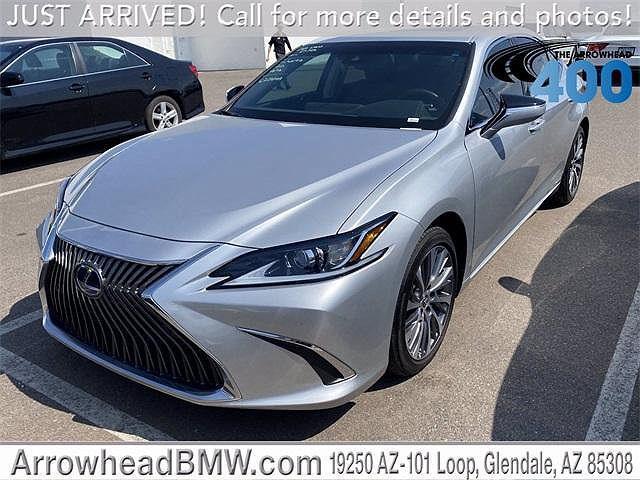 2020 Lexus ES ES 300h for sale in Glendale, AZ