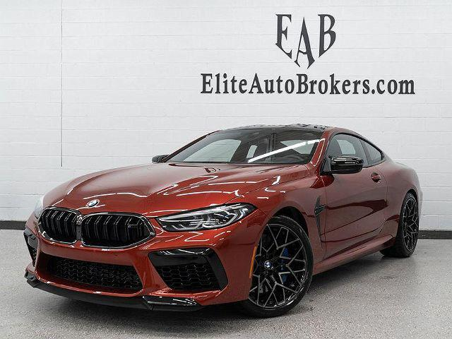 2022 BMW M8 Competition for sale in Gaithersburg, MD
