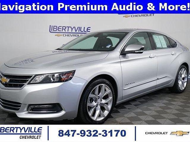2019 Chevrolet Impala Premier for sale in Libertyville, IL