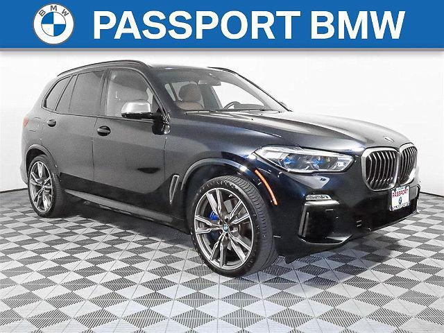 2021 BMW X5 M50i for sale in Marlow Heights, MD