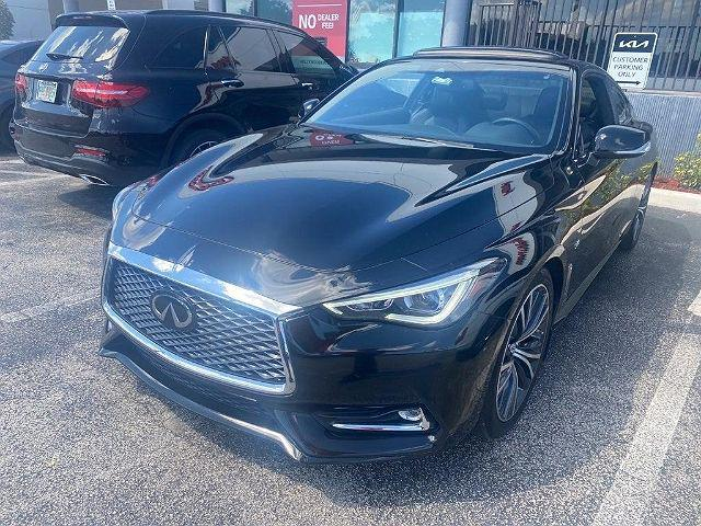 2019 INFINITI Q60 3.0t LUXE for sale in Hollywood, FL