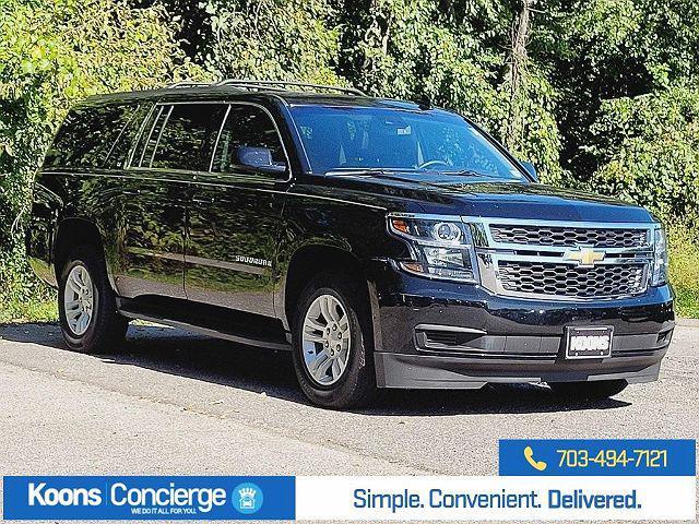 2017 Chevrolet Suburban LT for sale in Woodbridge, VA