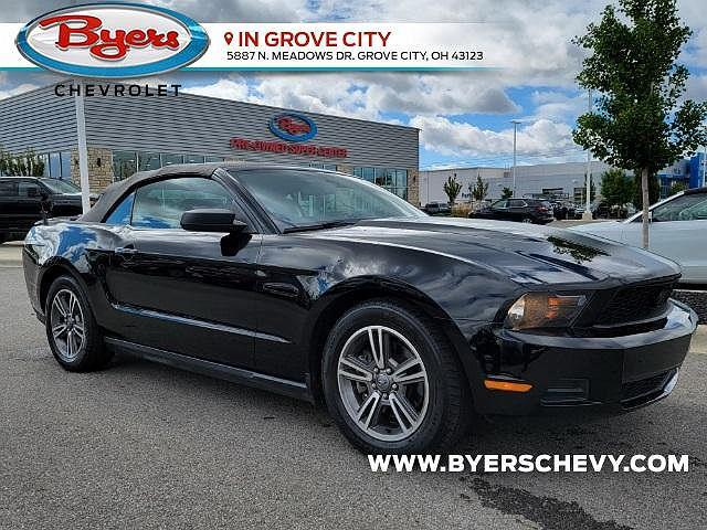 2011 Ford Mustang V6 Premium for sale in Grove City, OH