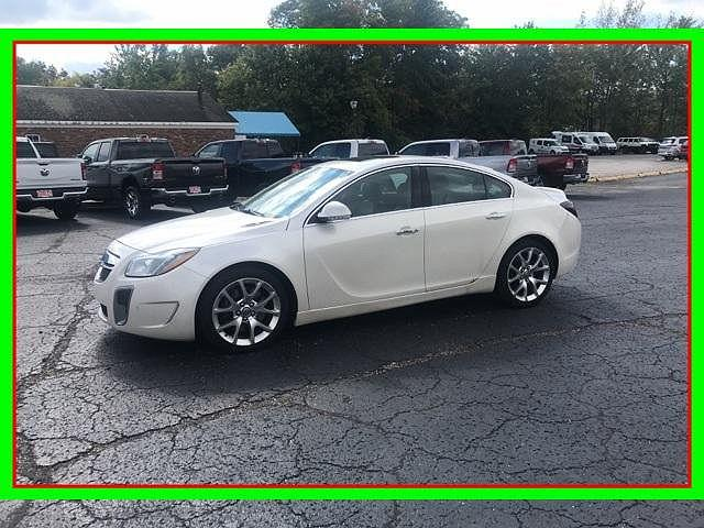 2012 Buick Regal GS for sale in Aurora, OH