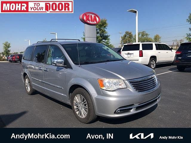 2013 Chrysler Town & Country Touring-L for sale in Avon, IN
