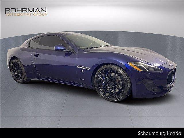 2013 Maserati GranTurismo Sport/MC Stradale for sale in Schaumburg, IL
