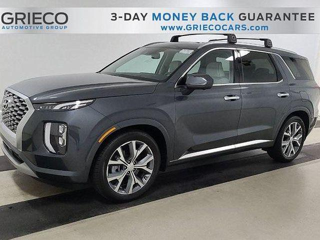 2021 Hyundai Palisade Limited for sale in Johnston, RI