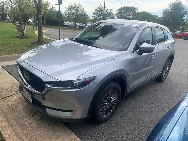 2018 Mazda CX-5 Sport for sale in Chantilly, VA