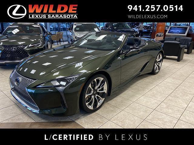 2021 Lexus LC LC 500 for sale in Sarasota, FL