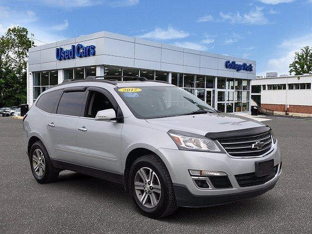 2017 Chevrolet Traverse LT for sale in College Park, MD