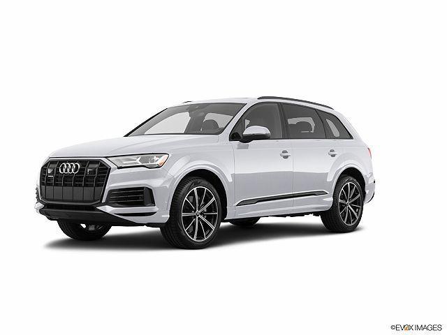 2021 Audi Q7 Premium Plus for sale in Conyers, GA