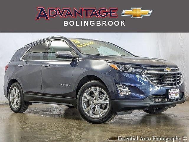 2018 Chevrolet Equinox Premier for sale in Bolingbrook, IL