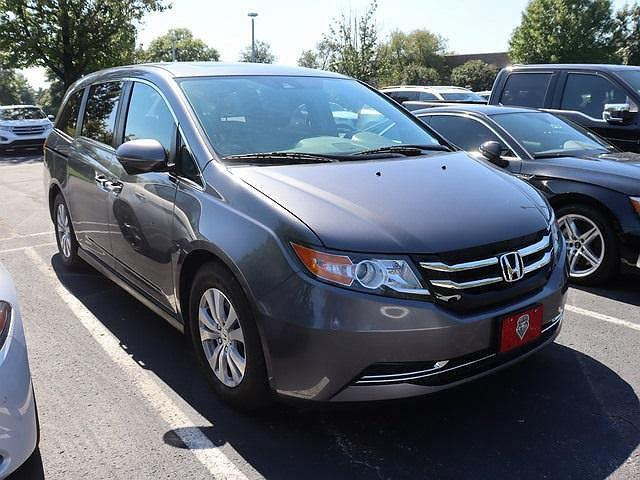 2016 Honda Odyssey EX-L for sale in Brentwood, TN