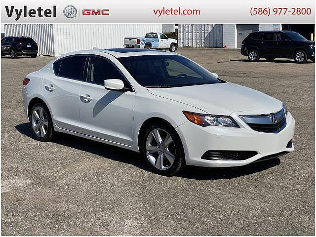2014 Acura ILX 4dr Sdn 2.0L for sale in Sterling Heights, MI