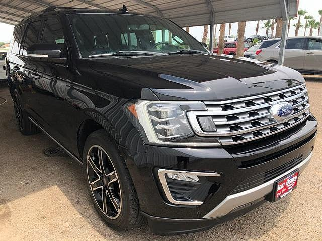 2019 Ford Expedition Limited for sale in Edinburg, TX