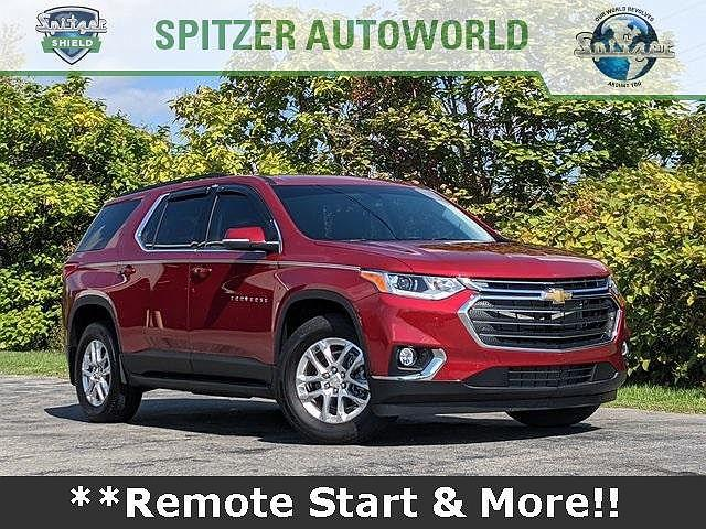 2021 Chevrolet Traverse LT Cloth for sale in North Jackson, OH