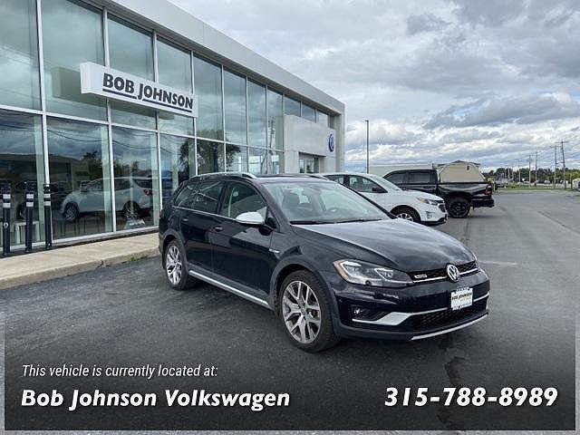 2019 Volkswagen Golf Alltrack SEL for sale in Watertown, NY