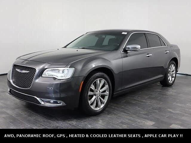 2019 Chrysler 300 Limited for sale in Saint Charles, IL