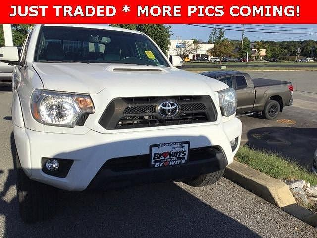2012 Toyota Tacoma 4WD Double Cab V6 AT (Natl) for sale in Glen Burnie, MD
