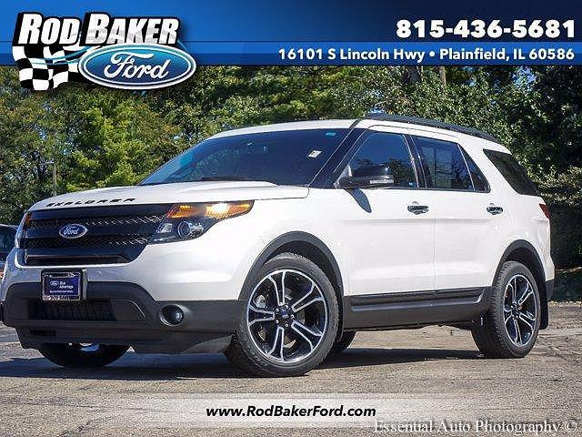 2014 Ford Explorer Sport for sale in Plainfield, IL