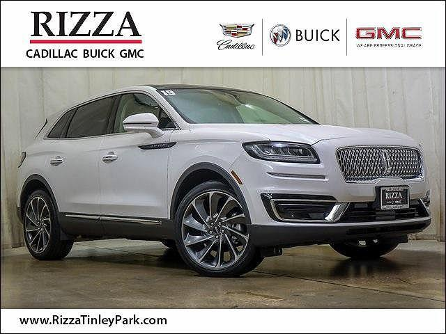 2019 Lincoln Nautilus Reserve for sale in Tinley Park, IL