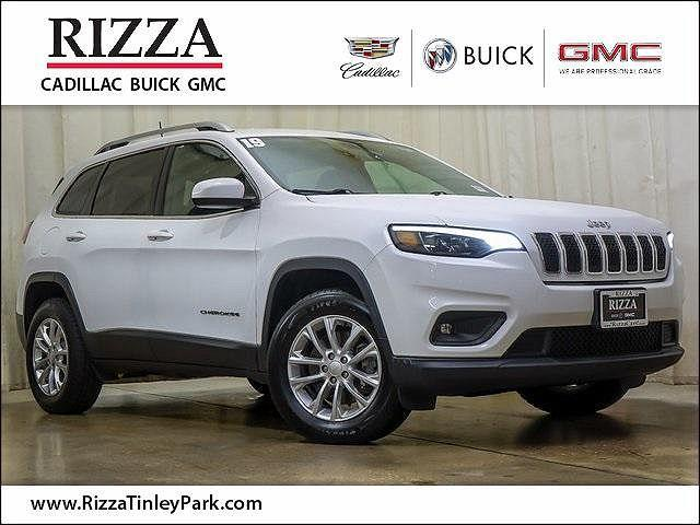 2019 Jeep Cherokee Latitude for sale in Tinley Park, IL