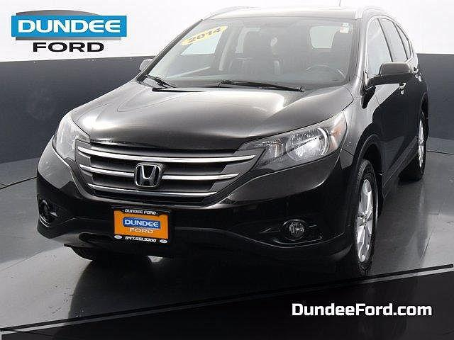2014 Honda CR-V EX-L for sale in East Dundee, IL