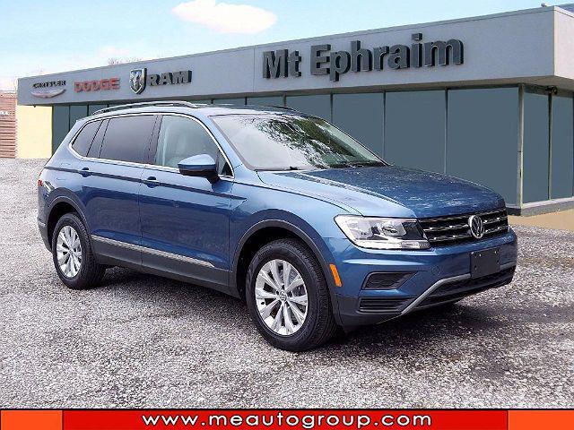 2018 Volkswagen Tiguan SE for sale in Mount Ephraim, NJ