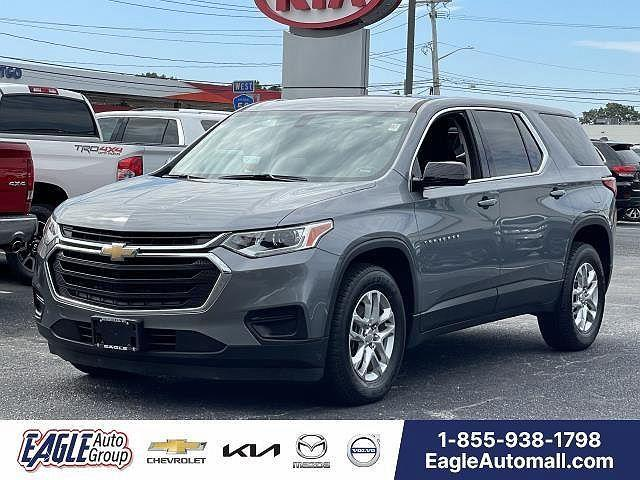 2018 Chevrolet Traverse LS for sale in Riverhead, NY