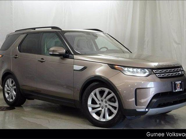 2017 Land Rover Discovery HSE for sale in Gurnee, IL