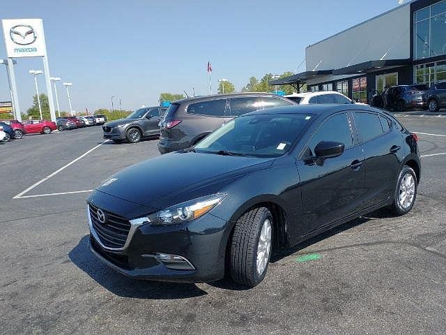 2018 Mazda Mazda3 5-Door Sport for sale in Indianapolis, IN