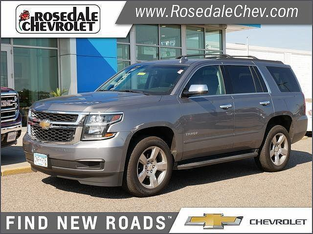 2018 Chevrolet Tahoe LS for sale in Roseville, MN