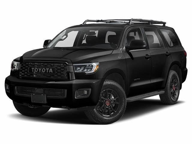 2020 Toyota Sequoia TRD Pro for sale in Brooklyn Center, MN