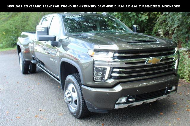 2022 Chevrolet Silverado 3500HD High Country for sale in Knoxville, TN