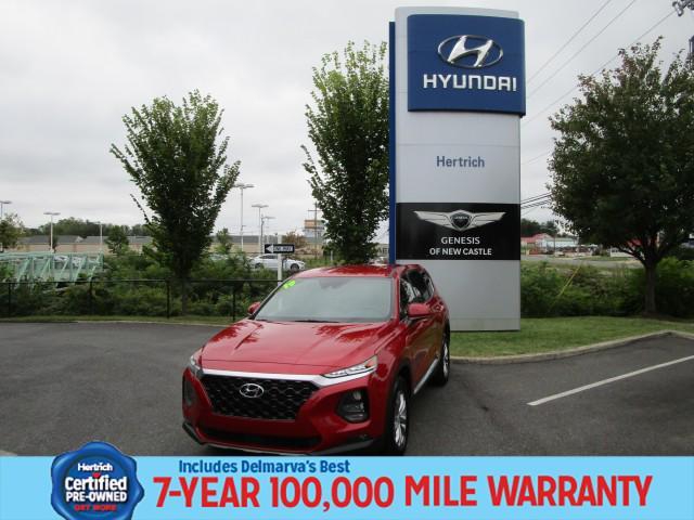 2019 Hyundai Santa Fe SEL for sale in NEW CASTLE, DE