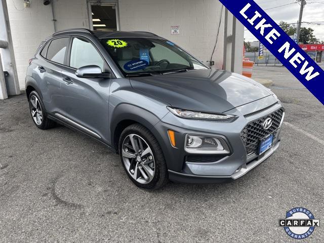 2020 Hyundai Kona Ultimate for sale in Hempstead, NY