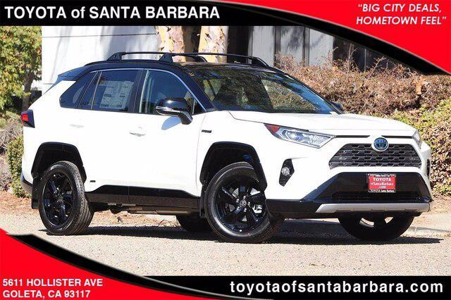 2021 Toyota RAV4 Hybrid XSE for sale in Goleta, CA