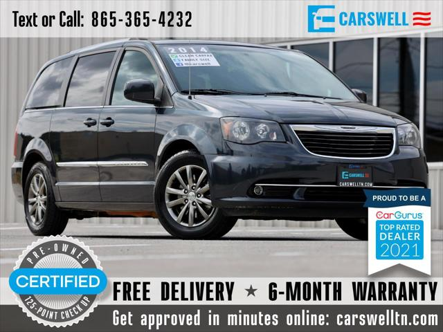 2014 Chrysler Town & Country S for sale in Sevierville, TN