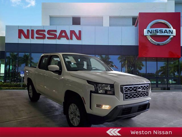 2022 Nissan Frontier SV for sale in Davie, FL