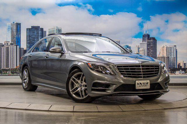 2017 Mercedes-Benz S-Class S 550 for sale in Lake Bluff, IL
