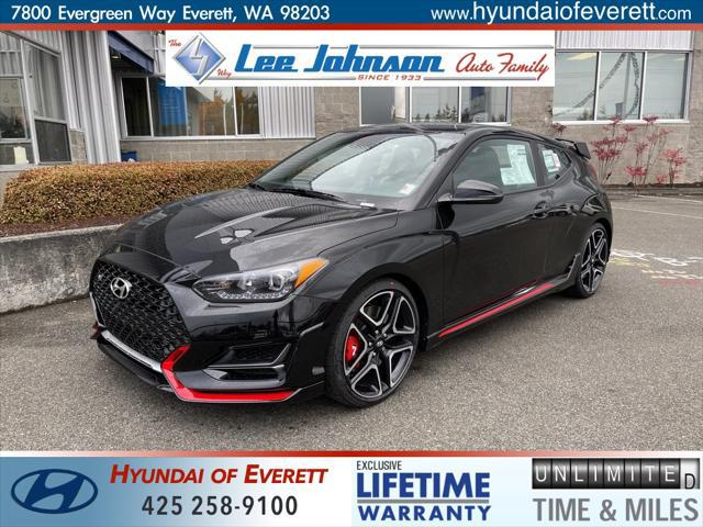 2022 Hyundai Veloster N DCT for sale in EVERETT, WA