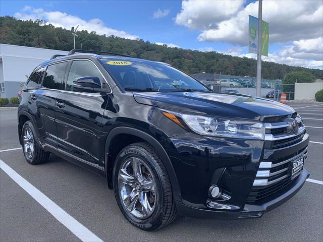 2018 Toyota Highlander Limited V6 for sale in NORTH PLAINFIELD, NJ