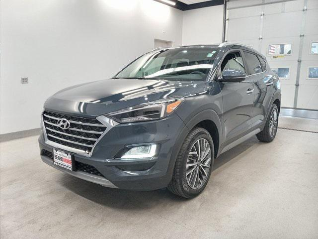 2020 Hyundai Tucson Limited for sale in BELLEVUE, NE