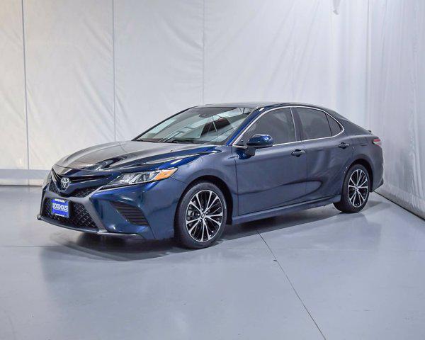 2018 Toyota Camry SE for sale in OMAHA, NE
