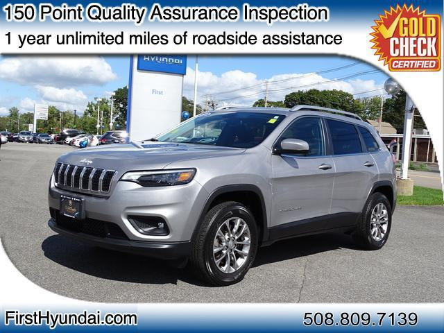2019 Jeep Cherokee Latitude Plus for sale in NORTH ATTLEBORO, MA