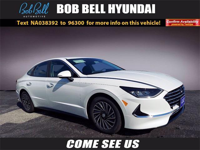 2022 Hyundai Sonata Hybrid SEL for sale in GLEN BURNIE, MD