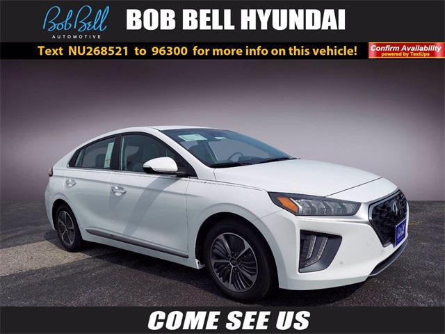2022 Hyundai Ioniq Plug-In Hybrid Limited for sale in GLEN BURNIE, MD